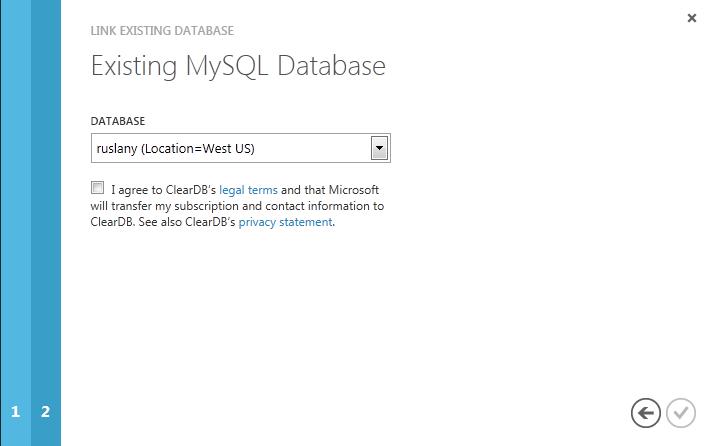 phpMyAdmin on Windows Azure Web Sites - RuslanY Blog
