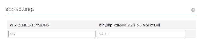 PHP Troubleshooting in Windows Azure Web Sites - RuslanY Blog