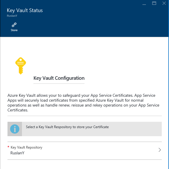 Management Certificate Key Azure Best Design Sertificate 2018